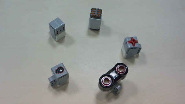 Image for Common Mindstorms Sensors