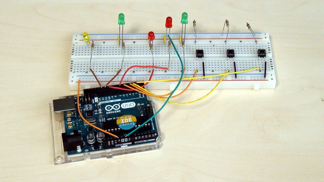 Image for Starting with Electronics and Arduino
