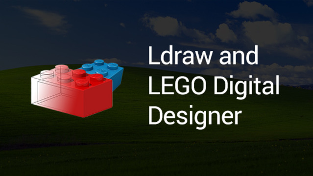 Image for How to setup LEGO Digital Designer and Ldraw on Windows