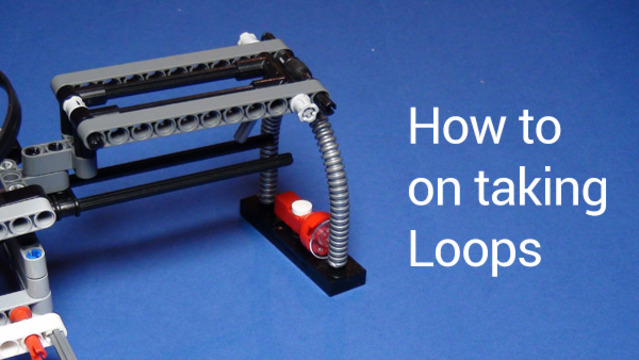 Image for How to on taking loops from LEGO parts