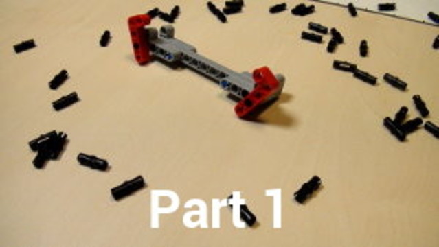 Preview for Quick Pinless Attachments for LEGO EV3 Competition Robots (Part 1)