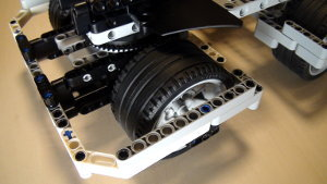 Image for BigDaddy Competition Robot - Power To Rear Wheels