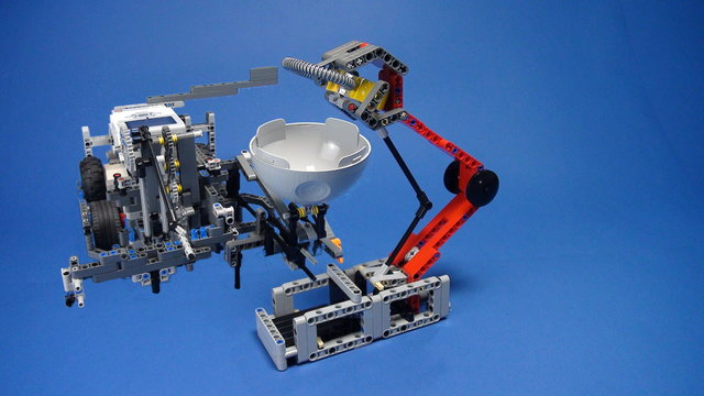 Image for Solving the FIRST LEGO League World Class Robotics Competition mission
