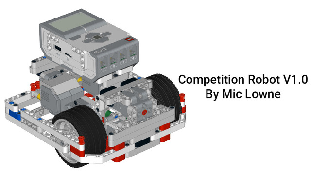Preview for Improving the EV3 Competition Robot by Mic Lowne
