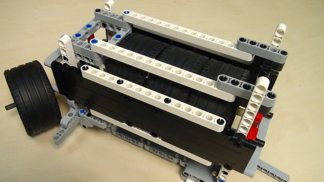 Preview for Physics in LEGO Mindstorms: Energy Accumulation and Conservation. Part 3 - angular velocity