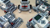 Image for Robot Design Ideas for Chassis with Mindstorms EV3. Base 1