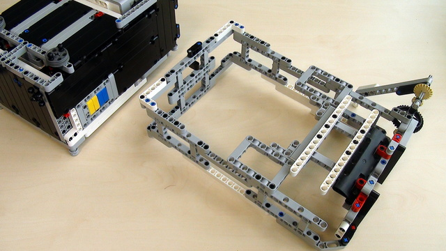 Image for Attachments for Box Robot for Robotics Competitions. Passive attachments