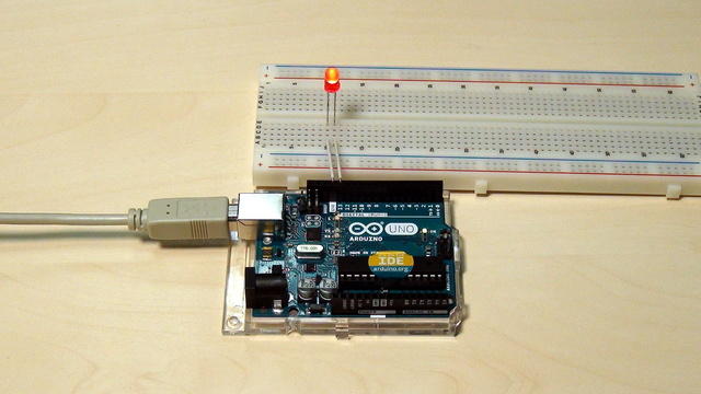 Preview for Arduino Basic Course. Modify the blinking diode program
