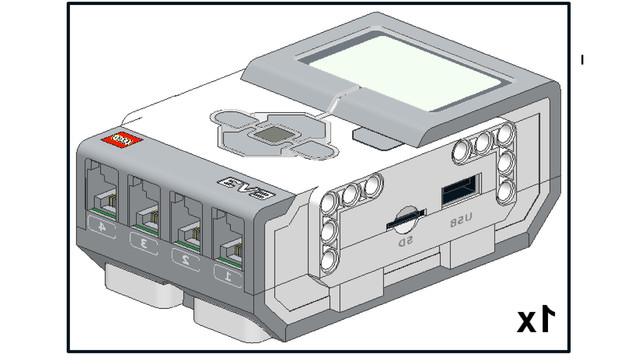 Image for EV3 Phi. Teacher Notes. Introduction to EV3 Controller