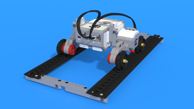 Image for Python with LEGO Mindstorms EV3 - Level 2