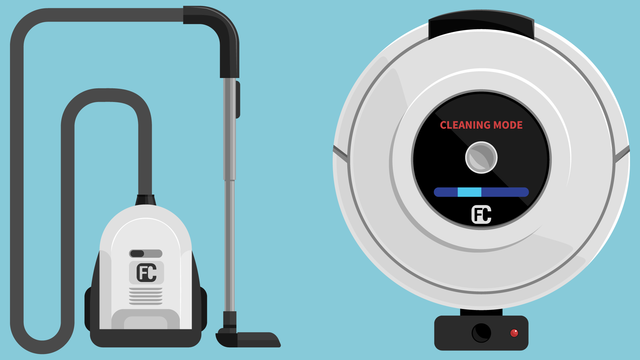 Image for Lesson 6 - Automated vacuum cleaner