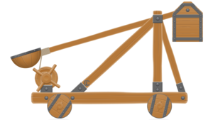 Image for Lesson 6 - Catapult  [Coming on the 7 of August]