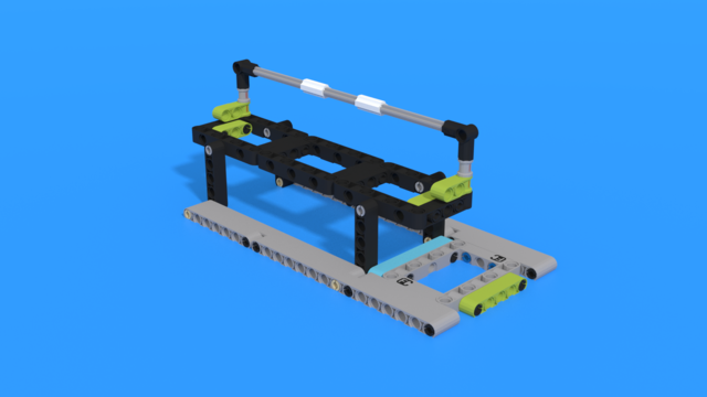 Image for Bag 3 - Bench - FIRST LEGO League 2020-2021 RePLAY