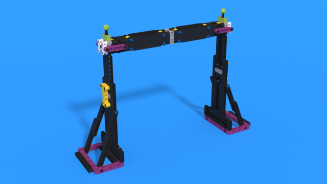 Image for Bag 2 - Pull-up Bar - FIRST LEGO League 2020-2021 RePLAY