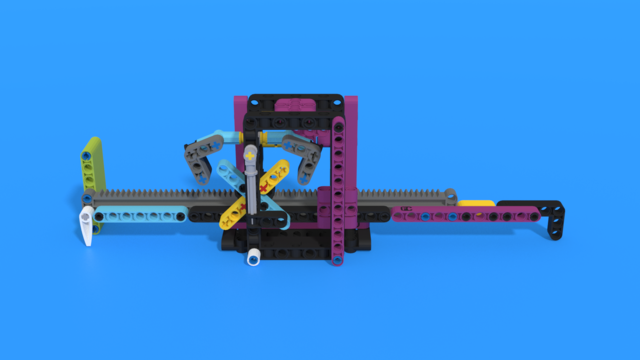Image for Bag 4 - Step Counter - FIRST LEGO League 2020-2021 RePLAY