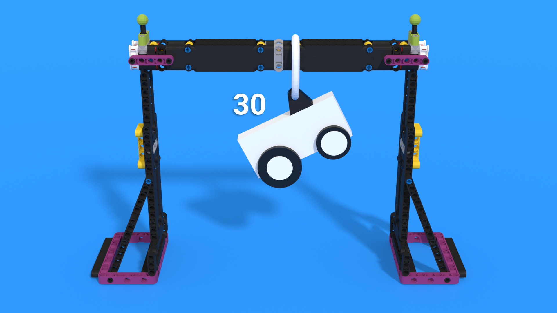 Picture of Pull-Up-Bar-first-lego-league-2020-2021-replay-challenge