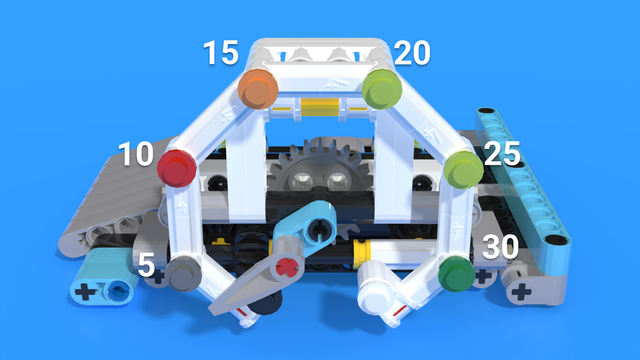 Image for Treadmill  M11 Flip FIRST LEGO League 2020-2021 RePLAY Challenge