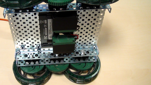 Image for VEX EDR Intro. Connect VEX motors to the Cortex controller. Use the motor drivers/controllers.